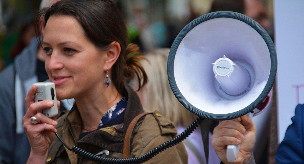 La liberté d'expression. Image d'illustration