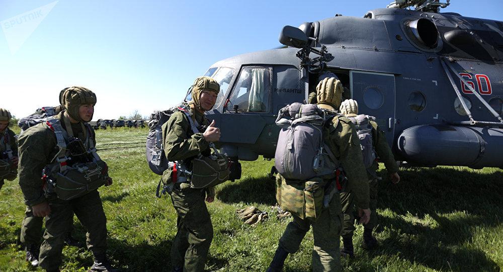 Militaires russes