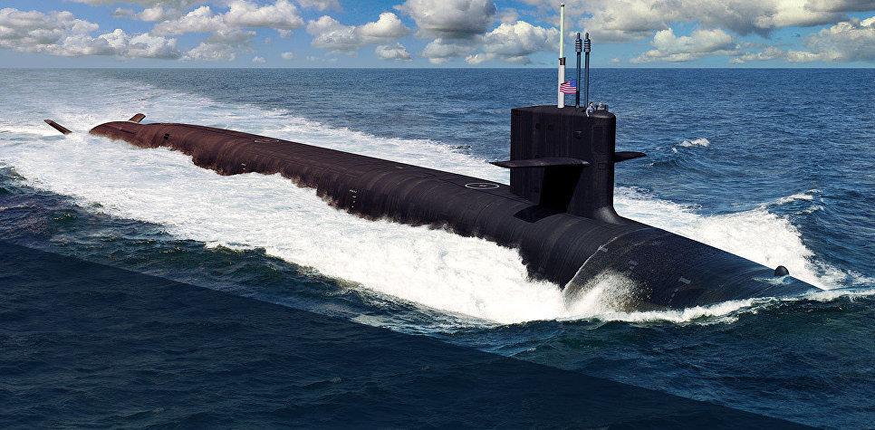 Le Columbia est censé remplacer progressivement les croiseurs de classe Ohio