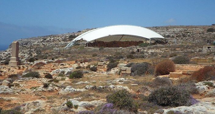 Un site archéologique (image d'illustration)