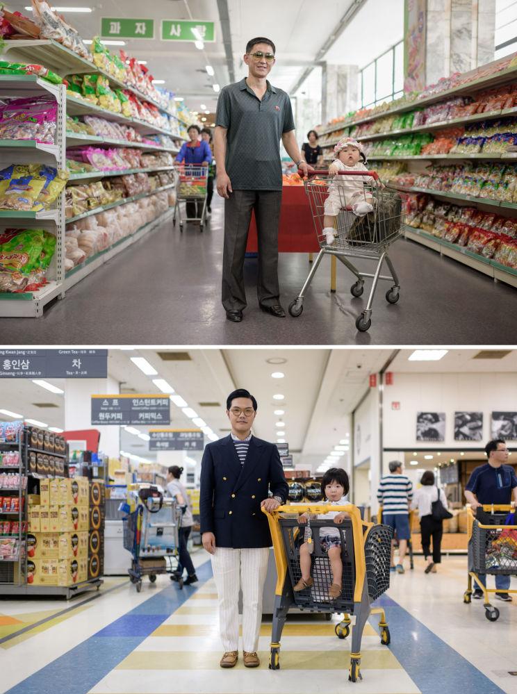 Deux Corées si proches et pourtant si différentes