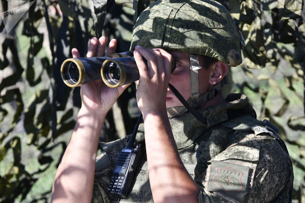 Des duels d'artillerie sur un polygone dans la région de Krasnodar