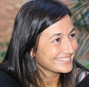 l'Espagnole Sonia Fernandez-Vidal, écrivain de science-fiction