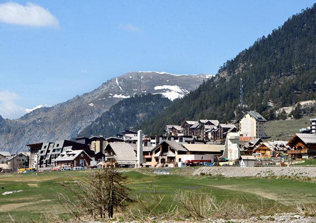 Montgenèvre (Hautes-Alpes)