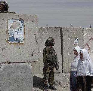Checkpoint de Qalandiya