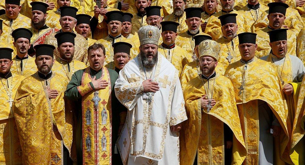 L'autocéphalie de l'Ukraine serait un «bouleversement historique»
