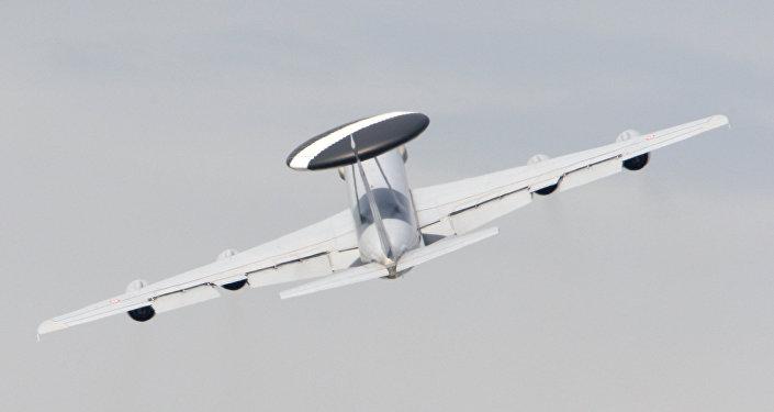 Un Boeing E-3 Sentry AWACS
