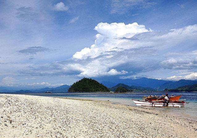 Maelang Beach, North Sulawesi