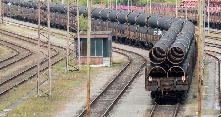 Revirement d'attitude! Prague qualifie finalement d'avantageux le projet Nord Stream 2