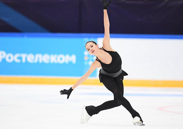 Alina Zagitova, archives