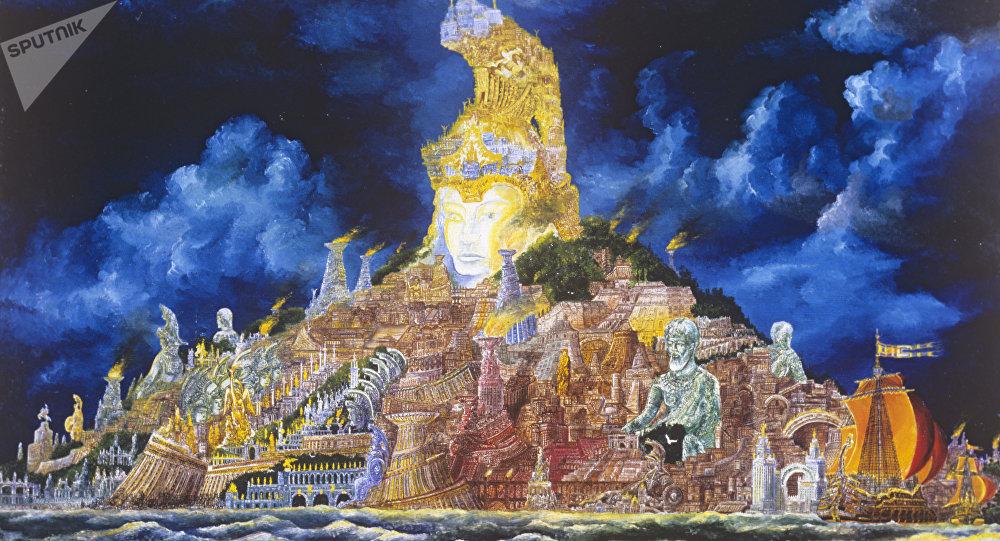 Atlantis (1979) de Vladimir Smirnov