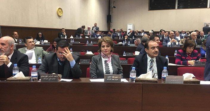 Sarwa Abdel Wahid