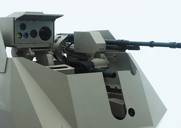 un nouveau module de combat de Kalashnikov