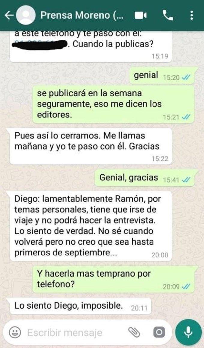 Médias espagnoles