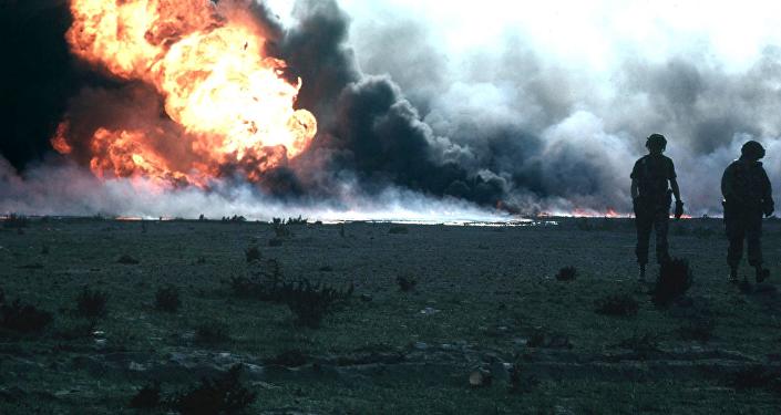 Première guerre du Golfe, la campagne Tempête du désert