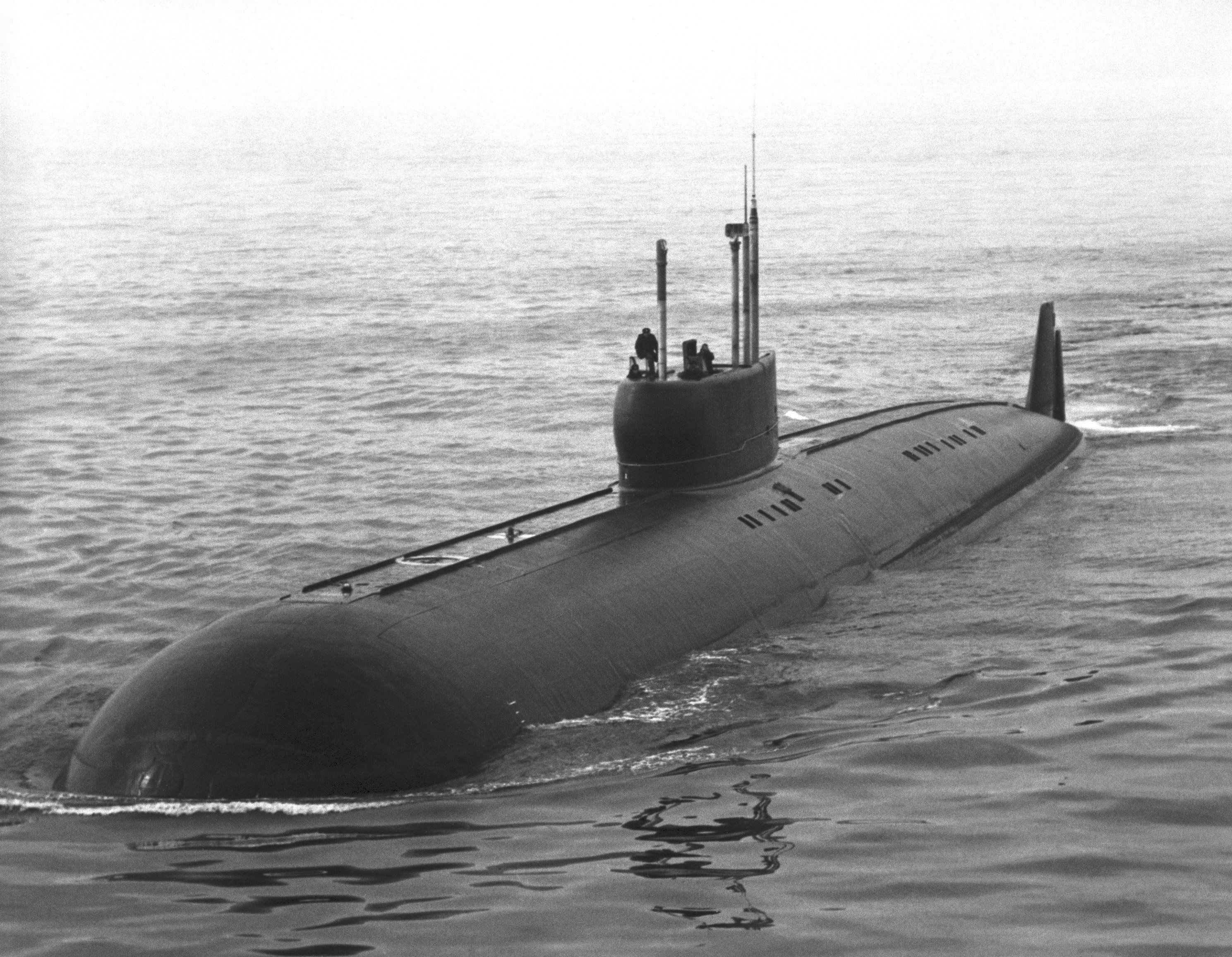 K-162 Antchar du projet 661
