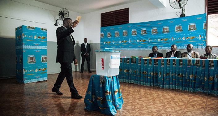 présidentielle au Cameroun