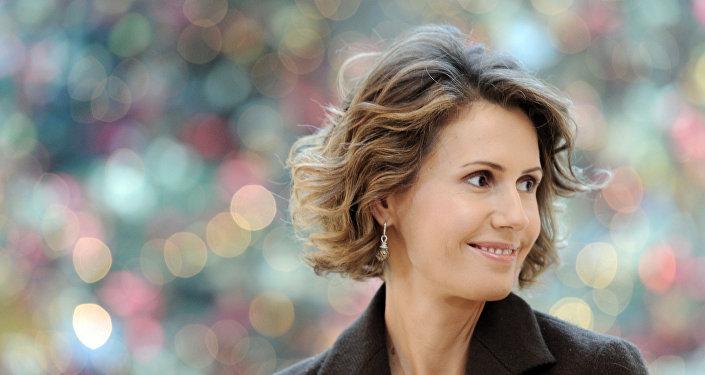 Asma el-Assad