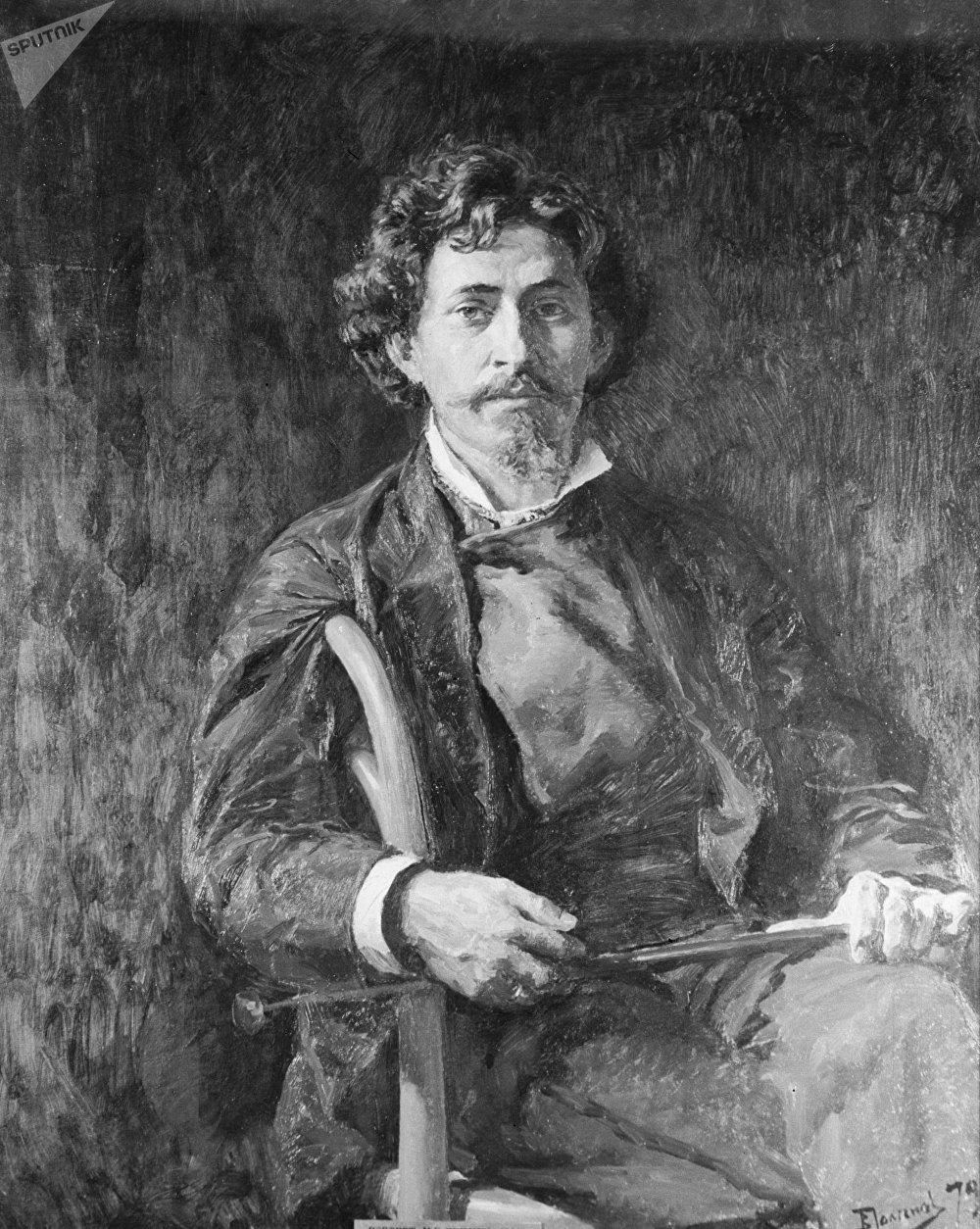 Portait de Ilia Répine (1879)