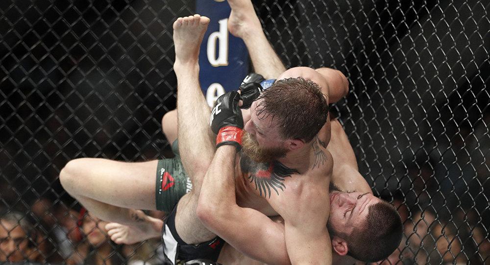 Le combat Nurmagomedov vs McGregor