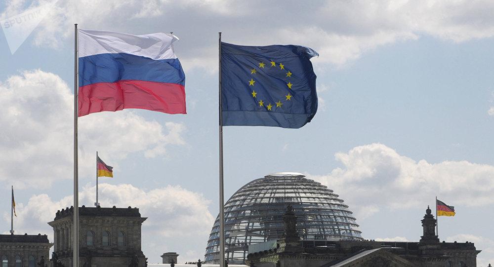 Russie, Allemagne et l'UE