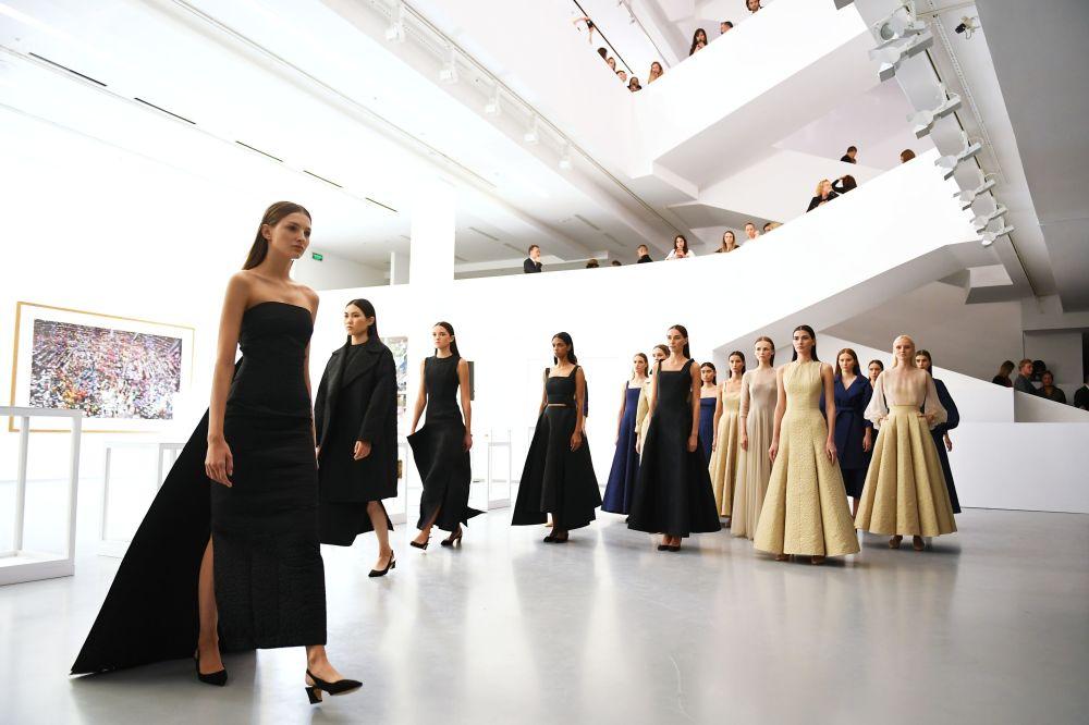 Les «Saisons qataries» font leur show à Moscou