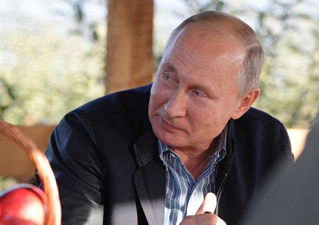 Vladimir Poutine (image d'archive)