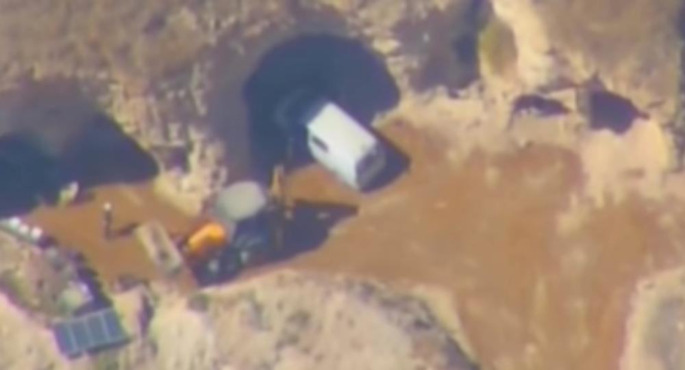 Deux bonbonnes de chlore sont tombées entre les mains des terroristes de Daech en Syrie