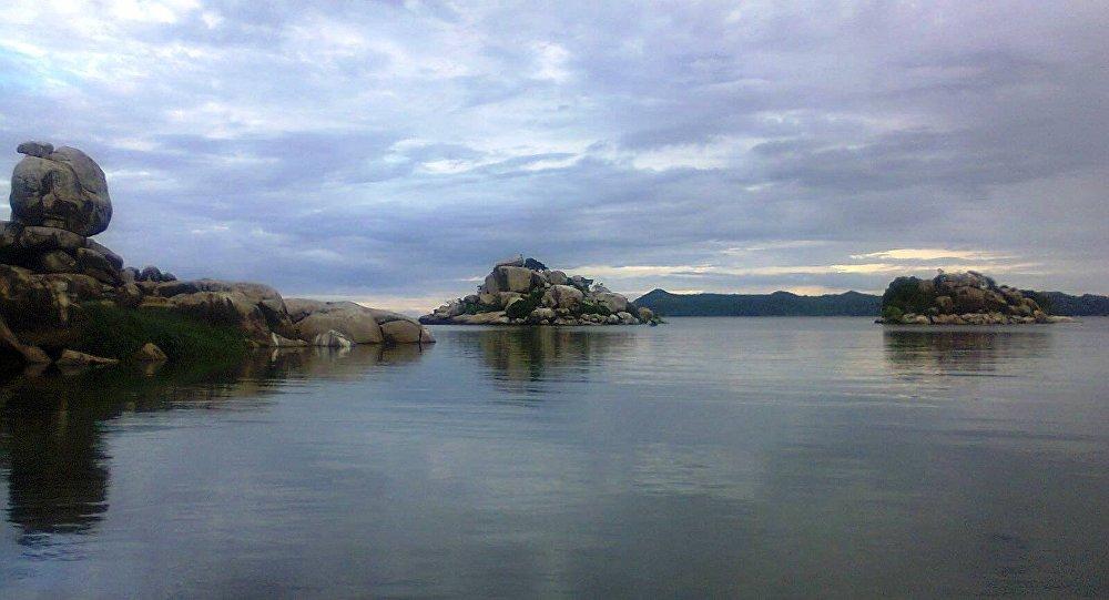 Le lac Victoria en Tanzanie
