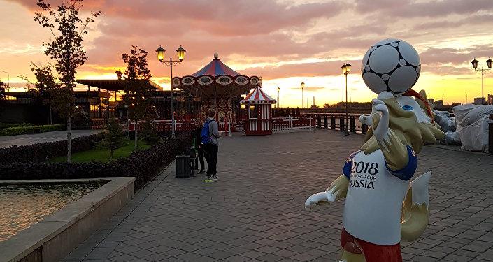 Kazan, ville-organisateur de la Coupe du Monde 2018