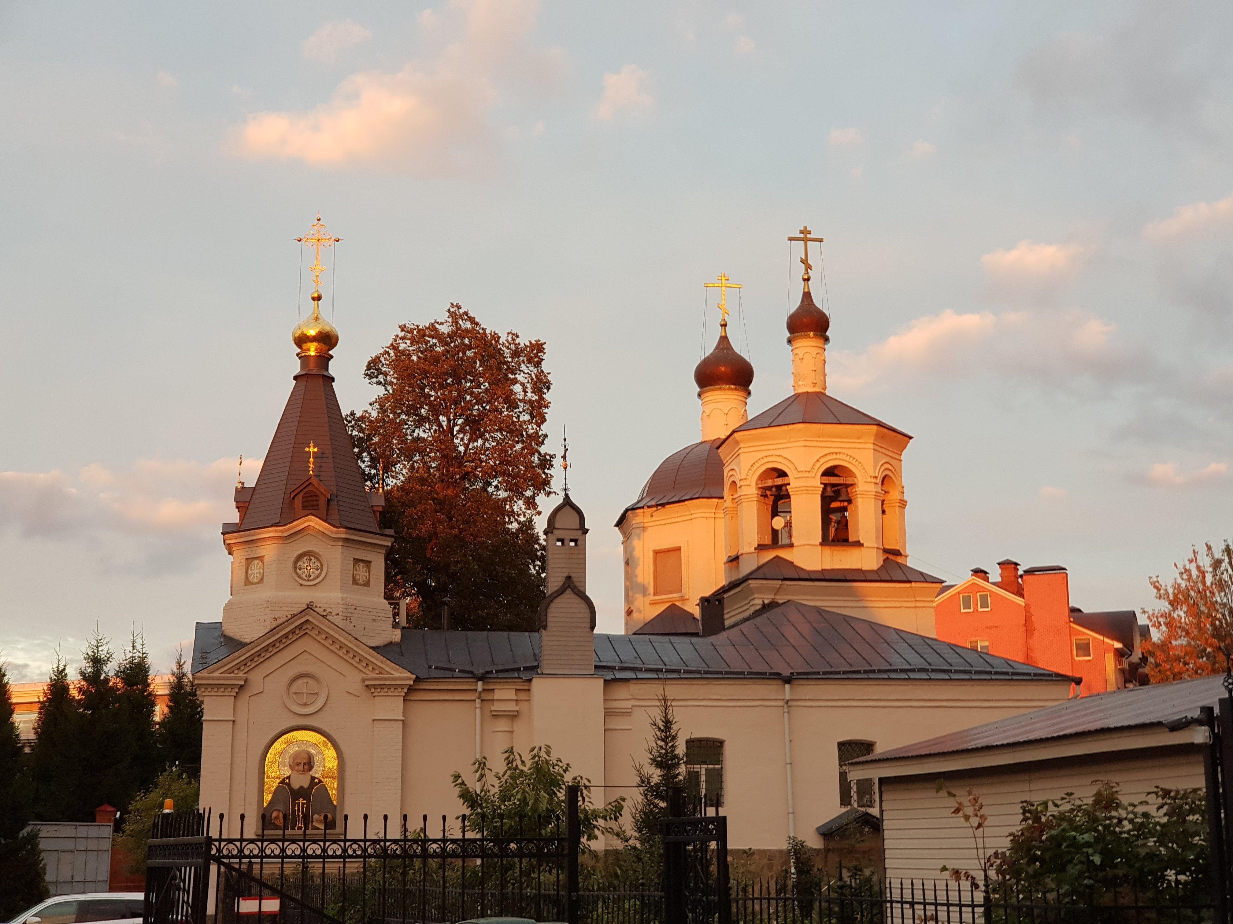 Une église à Kazan