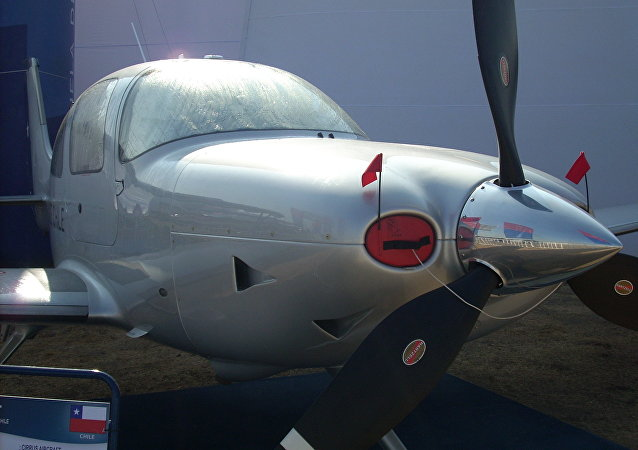 Un avion Cirrus SR22T (image d'illustration)