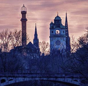 Munich / image d'illustration