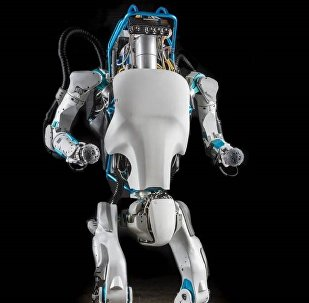Atlas from boston dynamics