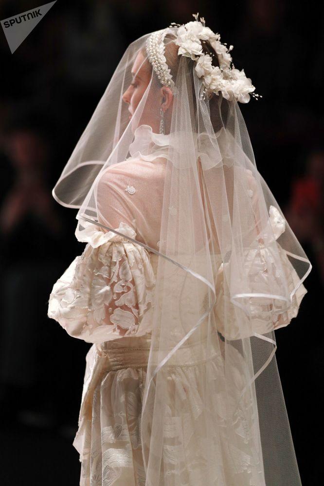 La Mercedes-Benz Fashion Week en images