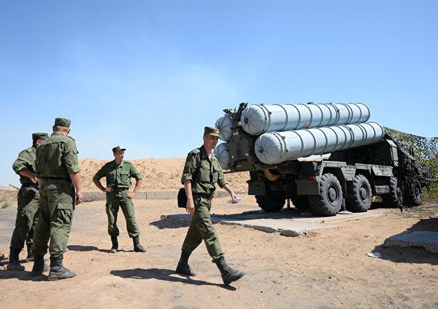 système de missiles S-300PS