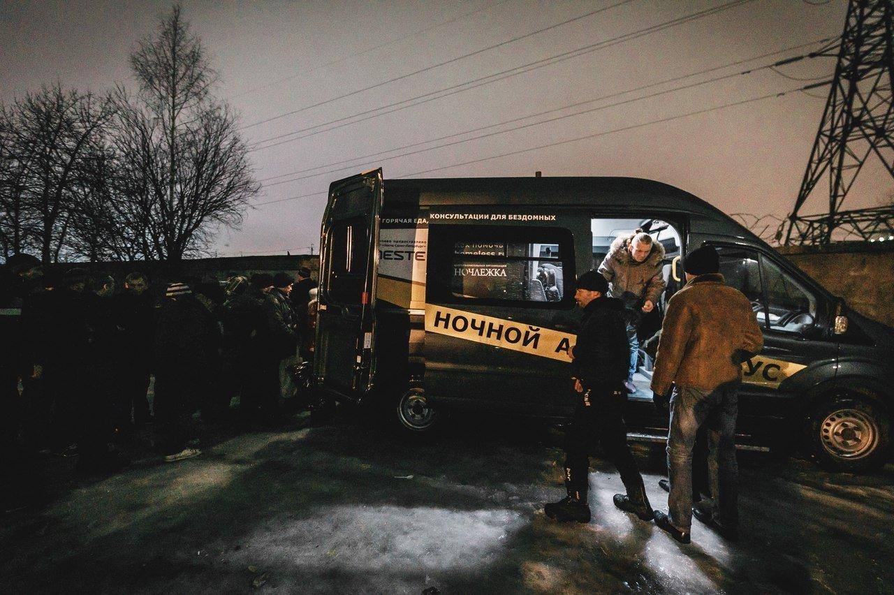 Le «Bus de nuit»