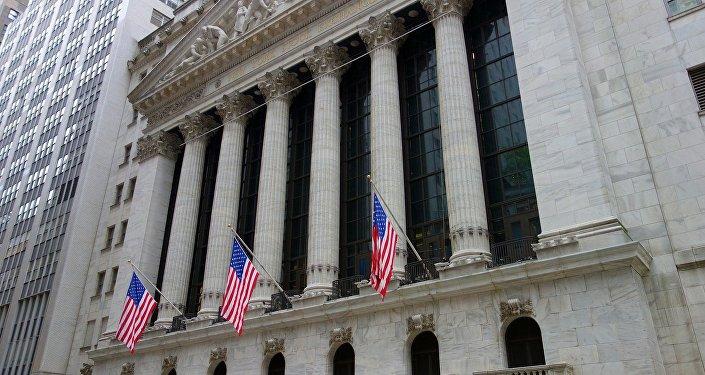 La Bourse de New York (image d'illustration)