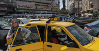 La vie pacifique à Damas