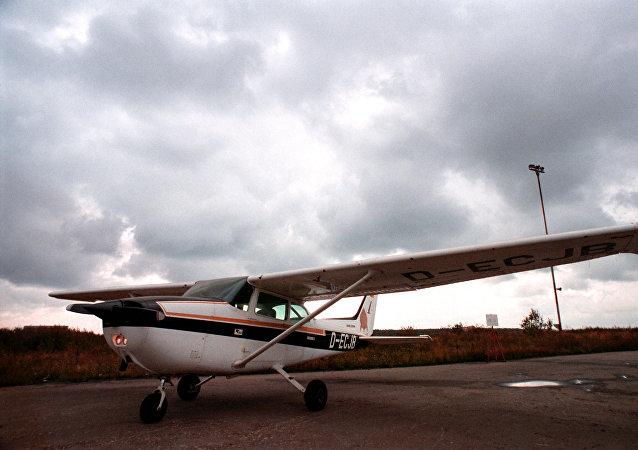 un avion Cessna