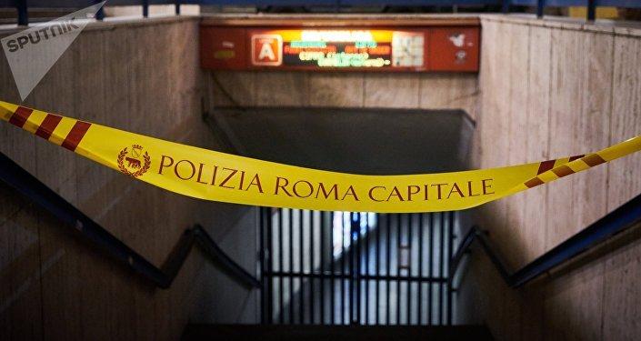 métro de Rome