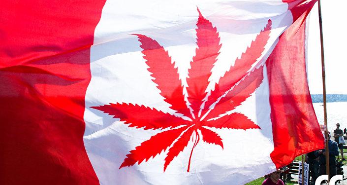 La Russie inquiète: «le marché libre du cannabis au Canada, un danger à l'international»