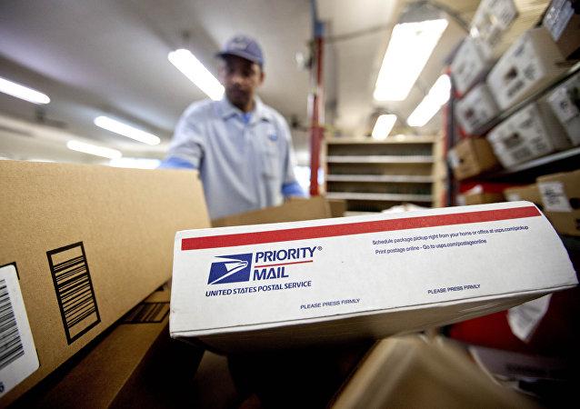 Service postal ds États-Unis