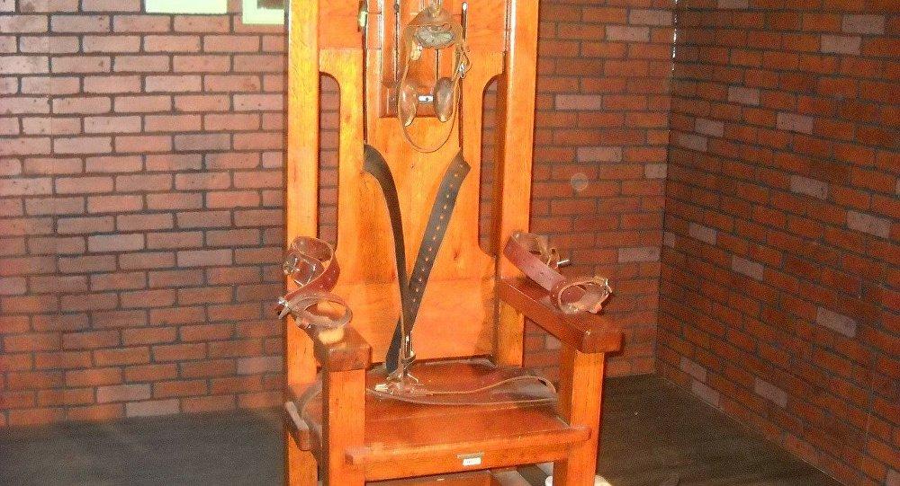Un Américain Exécuté à La Chaise électrique Pour La Première Fois
