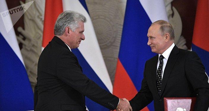 Ce qui rapproche la Russie et Cuba selon la déclaration signée par les deux Présidents