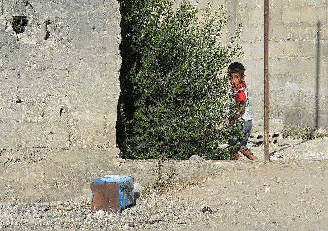 Syrie / image d'illustration