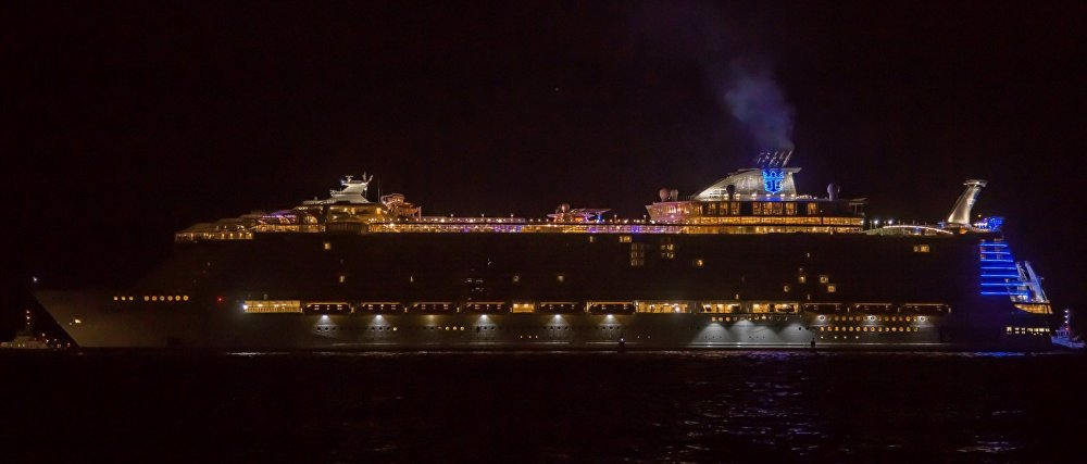 Le Symphony of the Seas