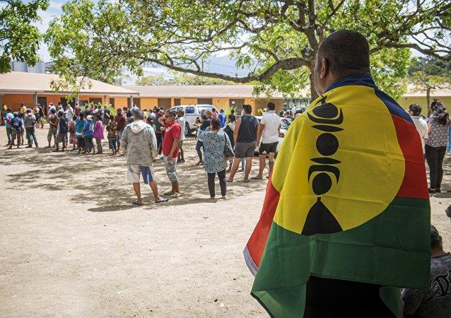 Référendum en Nouvelle-Calédonie