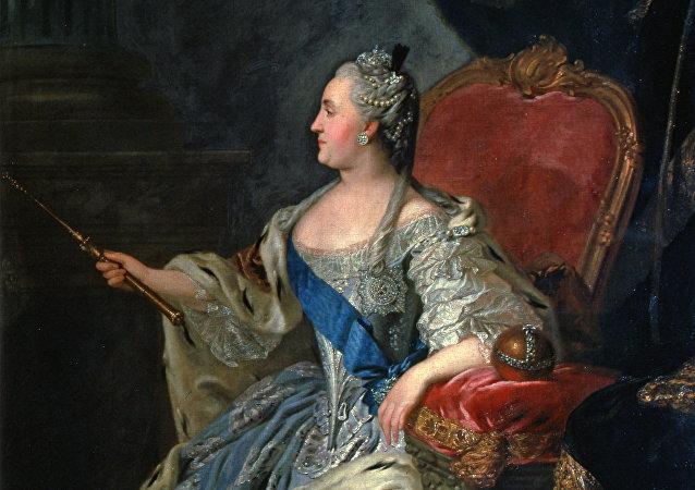 Catherine II la Grande (1762-1796)