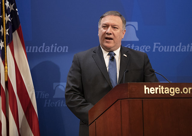 Mike Pompeo (archives photo)